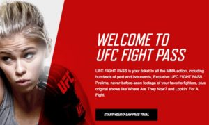 Top Five Organizations on UFC Fight Pass