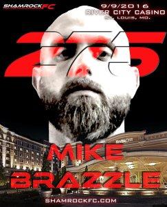 Mike Brazzle - Shamrock FC 275