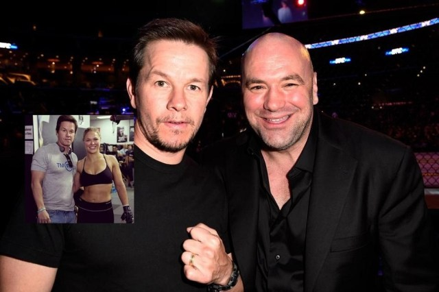Mark Wahlberg, Tom Brady, LL Cool J, others now own part of UFC