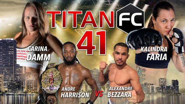 Titan FC 41 Results:  A Women's Bantamweight Champion Will Be Crowned