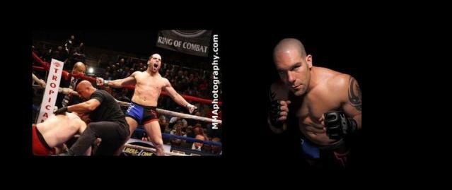 Brendan Barrett defends strap in ROC heavyweight main event showdown