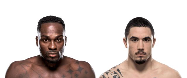 Robert Whittaker vs. Derek Brunson added to UFC Melbourne, Australia