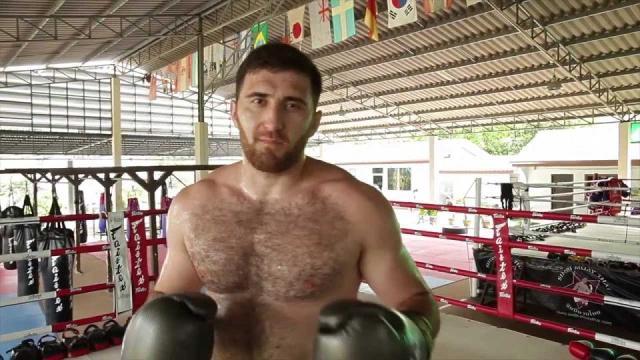 UFC statement on Ruslan Magomedov