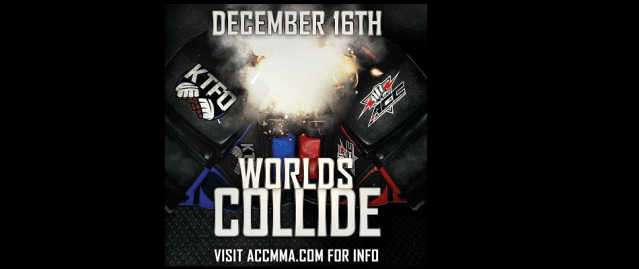 WORLD's COLLIDE! ACC & KTFO Cross promote December Event