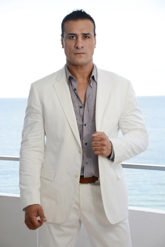 Multiple-time WWE champion and former MMA heavyweight standout Alberto El Patrόn (pictured), formerly Alberto Del Rio, has joined Combate Americas as the premier Hispanic MMA sports franchise's president.