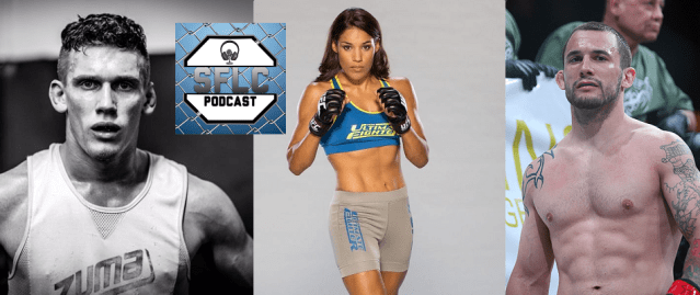 SFLC Podcast- Episode 179: Julianna Pena, Alexi Argyriou & Marc Stevens