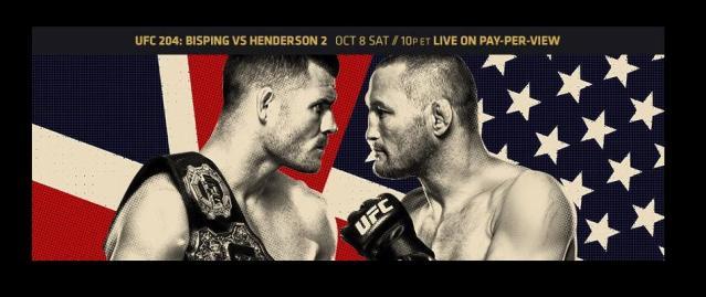 UFC 204 Results:  Bisping vs. Henderson 2