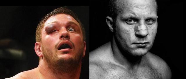 Fedor vs. Matt Mitrione targeted for Bellator MMA early 2017