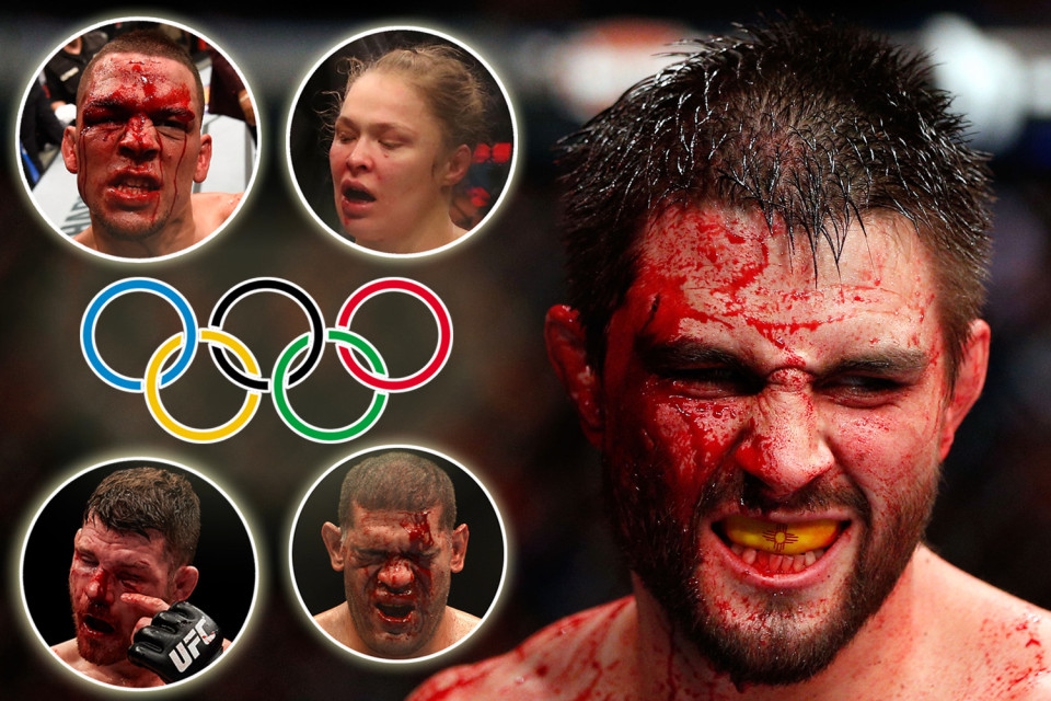 Application to bring mixed martial arts to Olympics is underway