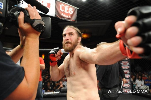 O'Neil, Santiago Clash in CES 39 Main Event in Plymouth