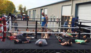 Jason Heflin - Matchmaker for Full Metal Fight Promotions