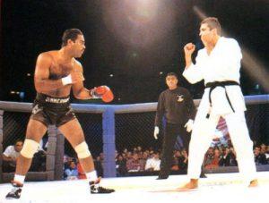 Art Jimmerson vs Royce Gracie - UFC 1