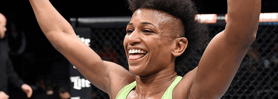 Angela Hill granted waiver, will fight Jessica Andrade, UFC releases statement