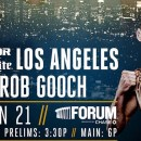 Rob Gooch Makes Promotional Debut at Bellator 170