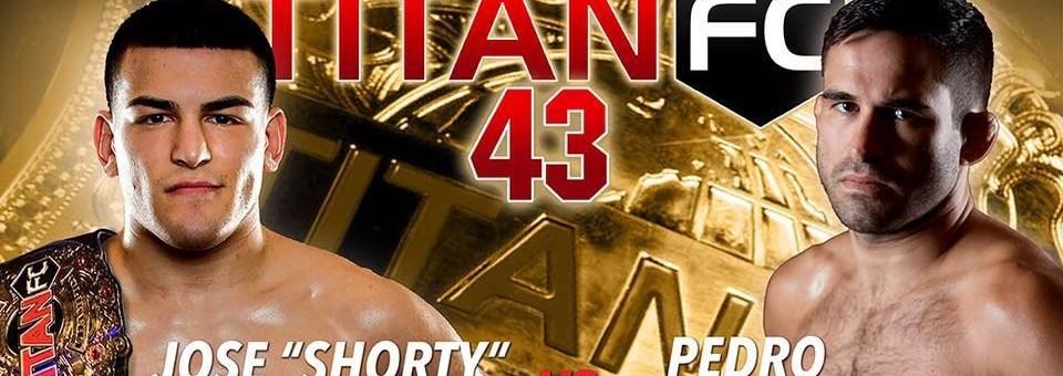 "SFLC: Championship Road Ep. 3 – Jose ""Shorty"" Torres – Titan FC 43"