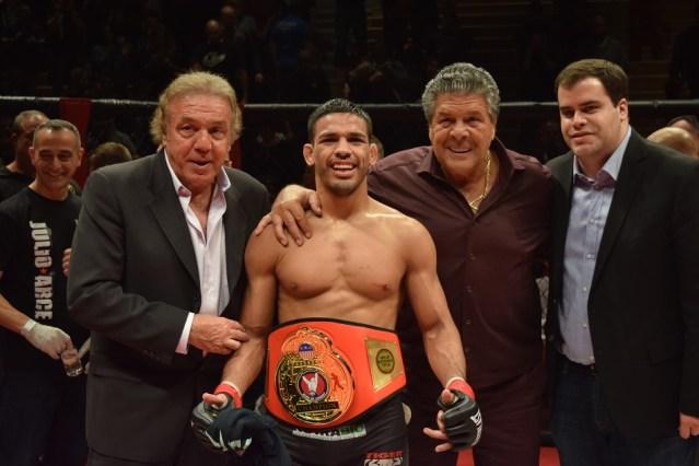 Julio Arce defends, Outlaw, Dvalishvili win titles, Sabatini dominant at ROC 58