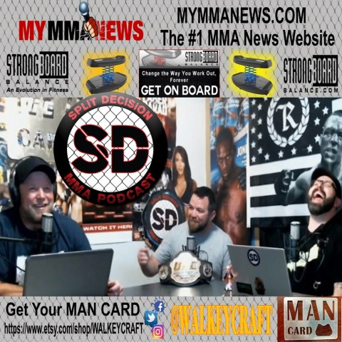 Split Decision MMA Podcast: Dangerous loophole, TUF 25, Bellator 172, more