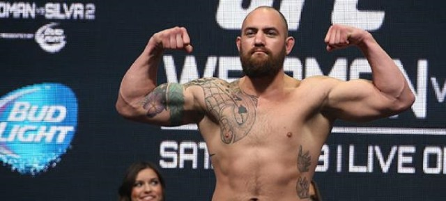 UFC Fight Night 105 weigh-ins results: Browne vs. Lewis
