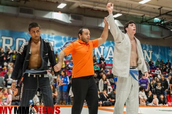 Carroll's Corner MMA Podcast: Nicolas Galluccio BJJ Super Fight Interview