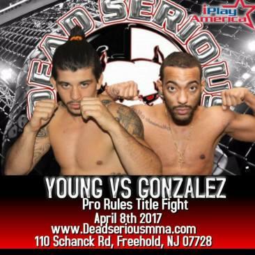 Carroll's Corner MMA Podcast: Luis Gonzalez Interview