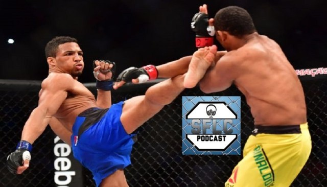 SFLC Podcast – Episode 221: Kevin Lee talks win over Francisco Trinaldo