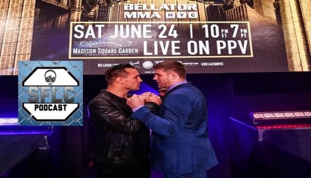 SFLC Podcast – Brent Primus talks Bellator NYC title shot against Michael Chandler