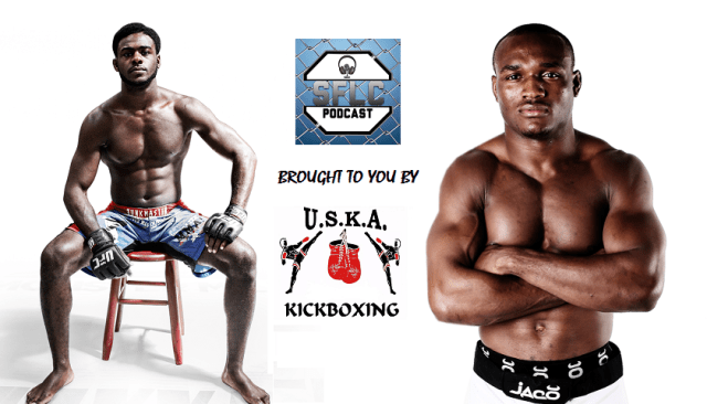 SFLC Podcast – Episode 232: Aljamain Sterling and Kamaru Usman