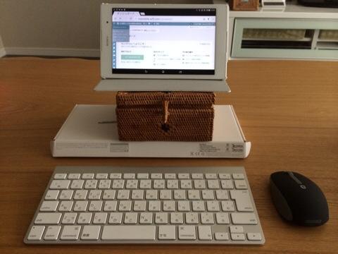 XPERIAをノートPCみたいに使えるNFC対応BluetoothマウスiBUFFALO BSMBB10NBK