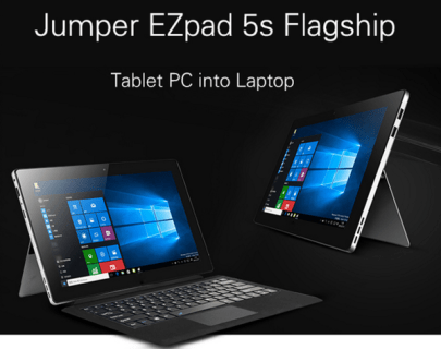Jumper EZpad 5s  11.6インチのウルトラブック