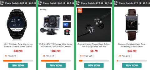 カメラやイヤホンなどのセール商品ラインナップ