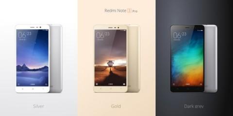 CDMA2000 BC0対応 海外格安SIMフリースマホ XIAOMI Redmi Note 3 Pro セール!
