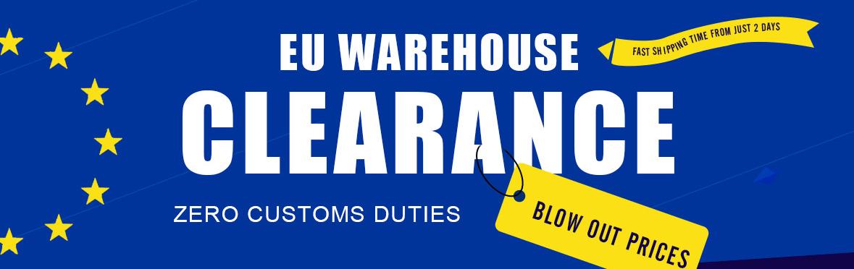 EU WAREHOUSEセール