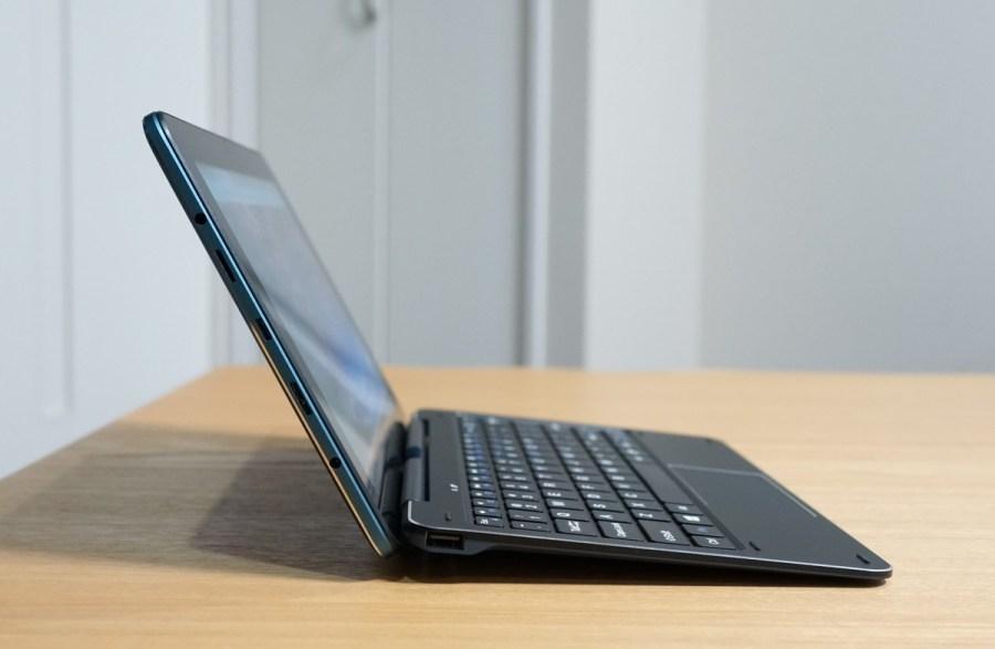 【割引クーポン追加】Cube i7 Book 2 in 1 Tablet PC 実機レビュー! 10.6インチタブレットPC