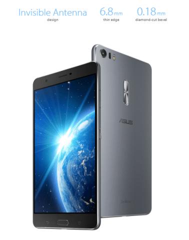 ASUS ZenFone 3 Ultra ZU680KLは6.8インチでBAND6対応で同時待ち受け可能!