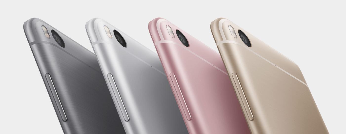 Xiaomi 5S 超音波指紋リーダー内蔵同時待ち受け可能スマホがプリセール!