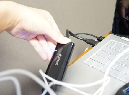 USBをHDMIポートに替えてくれるBasicest USB 3.0アダプター