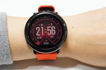 【セールで$89.99】Xiaomi Huami AMAZFIT Sports Bluetooth スマートウォッチレビュー
