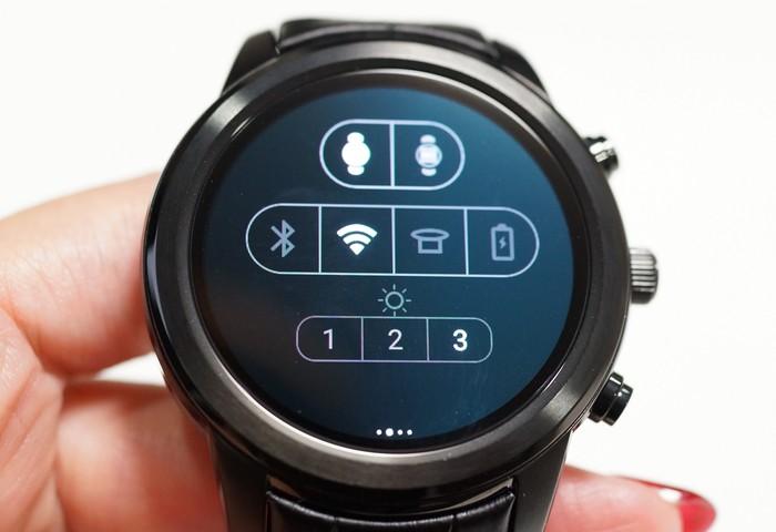 Docooler X5 Plus スマートウォッチレビュー 内部の設定の説明