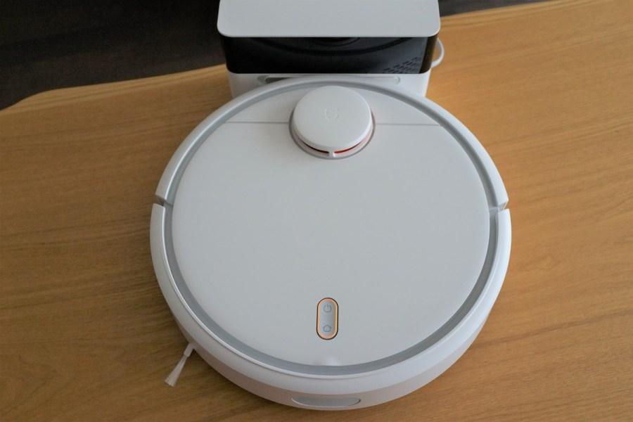 Original Xiaomi Mi Robot Vacuum レビュー 外観参考写真