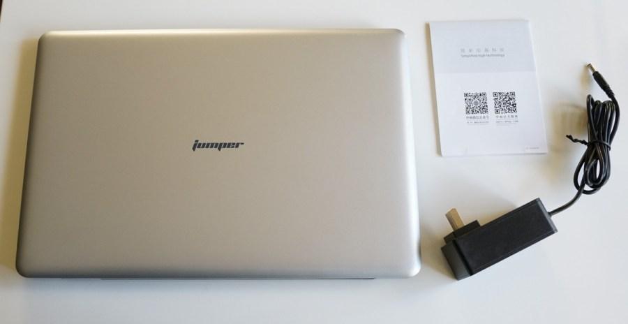 Jumper EZbook 3SE 実機レビュー 付属の同梱商品の説明参考画像