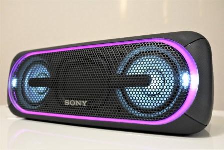 SONY SRS-XB40 レビュー 重低音好きにおすすめのスピーカー !