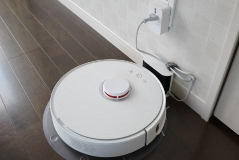 Xiaomiの水拭きが出来る新型お掃除ロボットXiaomi Vacuum roborock S50レビュー