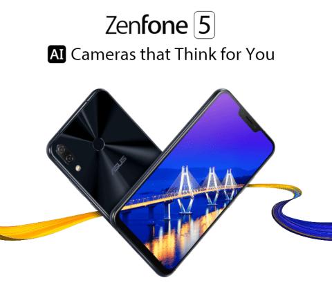 【クーポンで$374.39】Asus ZENFONE 5 ZE620KL スペックレビュー 画面占有率90%背面デュアルAI高画質カメラ搭載