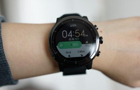 【クーポンで$155.99】Xiaomi Huami Amazfit Sport Smartwatch 2 レビュー LINE受信可能・IPX68・電池持ち5日!
