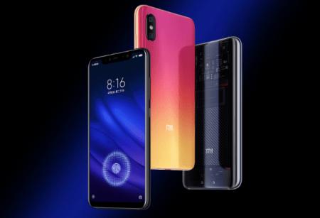 【クーポンで$488.99】Xiaomi Mi8 Mi 8 Pro スペック詳細
