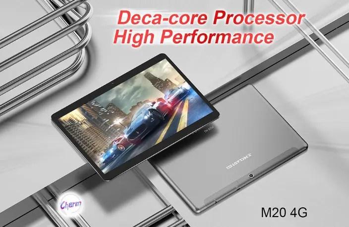 Teclast M20 4G対応10.1インチAndroid8.0タブレットPC