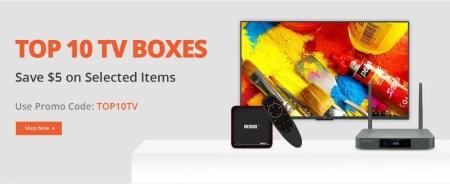 GeekbuyingでTVボックスとxiaomi_jimmyのセール中!Androidをテレビに出力できるTVボックスなど面白ガジェットが盛沢山!