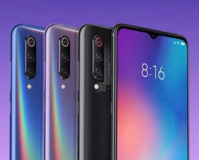 【クーポンで$409.99】Xiaomi Mi 9 スペックレビュー ベンチマーク・対応SIM・割引クーポンなどまとめ
