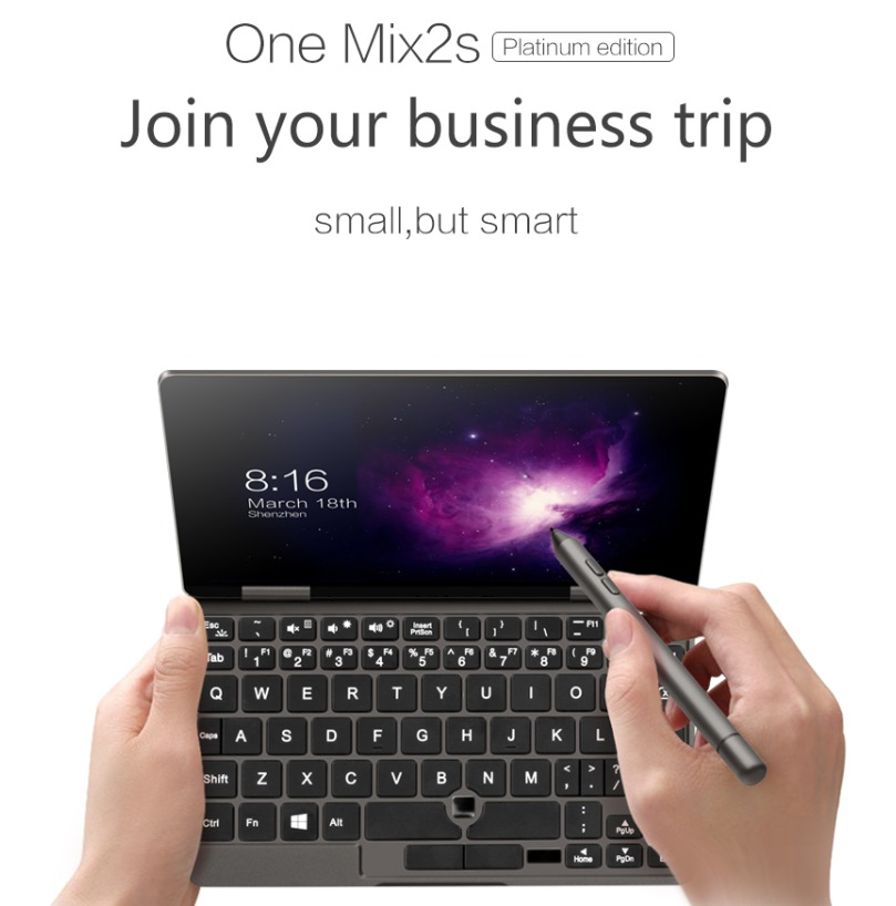One Netbook One Mix 2S レビュー