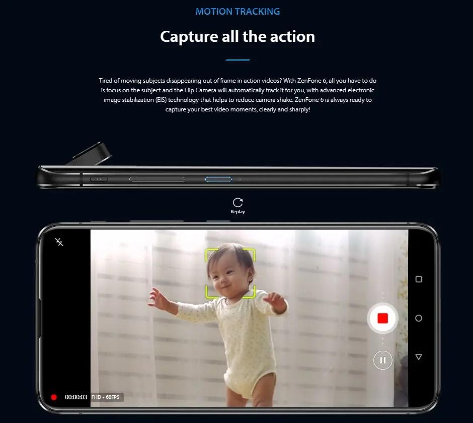 ASUS Zenfone 6 スペックレビュー